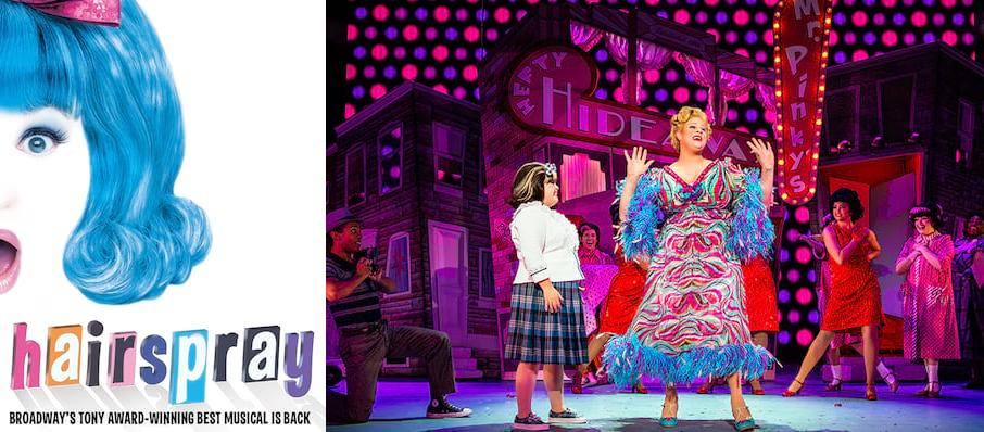 Hairspray at Robinson Center Performance Hall