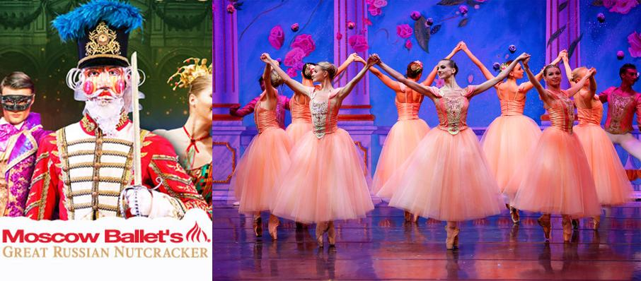 Moscow Ballet's Great Russian Nutcracker at Robinson Center Performance Hall