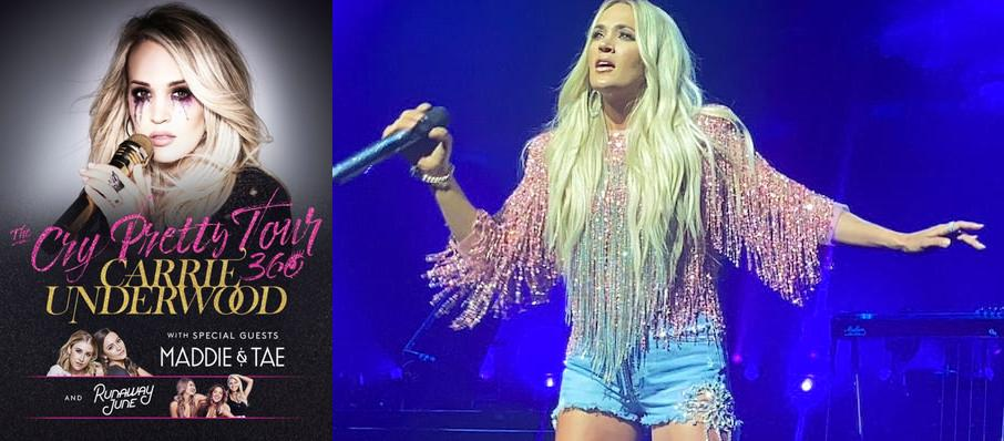 Carrie Underwood at Verizon Arena