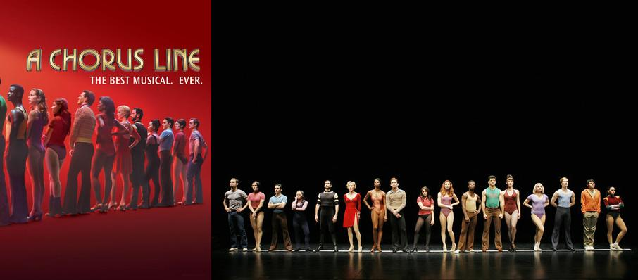 A Chorus Line at Argenta Community Theater