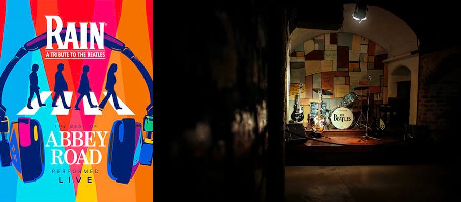 Rain - A Tribute to the Beatles at Robinson Center Performance Hall