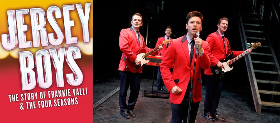 Jersey Boys at Robinson Center Performance Hall