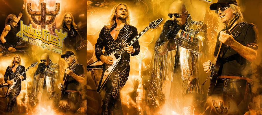 Judas Priest at First Security Amphitheatre