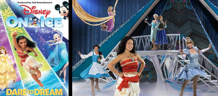 Disney On Ice: Dare To Dream at Verizon Arena