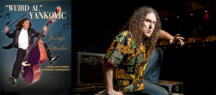 Weird Al Yankovic at Verizon Arena