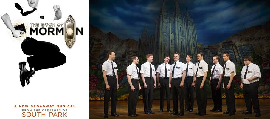 The Book of Mormon at Robinson Center Performance Hall