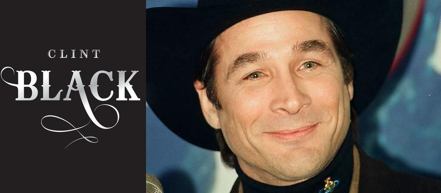 Clint Black at First Security Amphitheatre