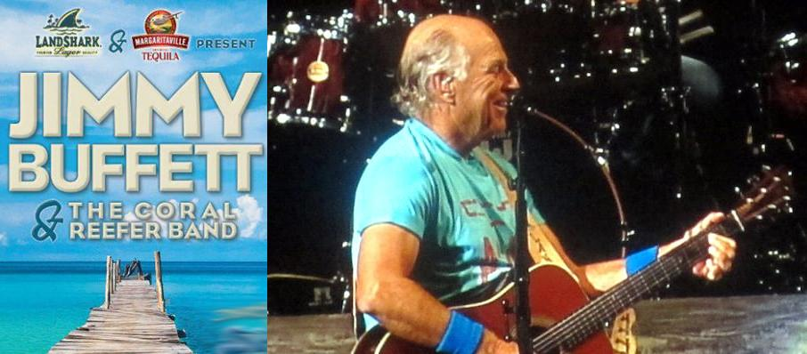 Jimmy Buffett at Verizon Arena
