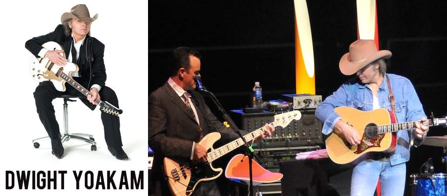 Dwight Yoakam at Verizon Arena