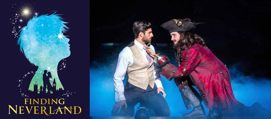 Finding Neverland at Robinson Center Performance Hall