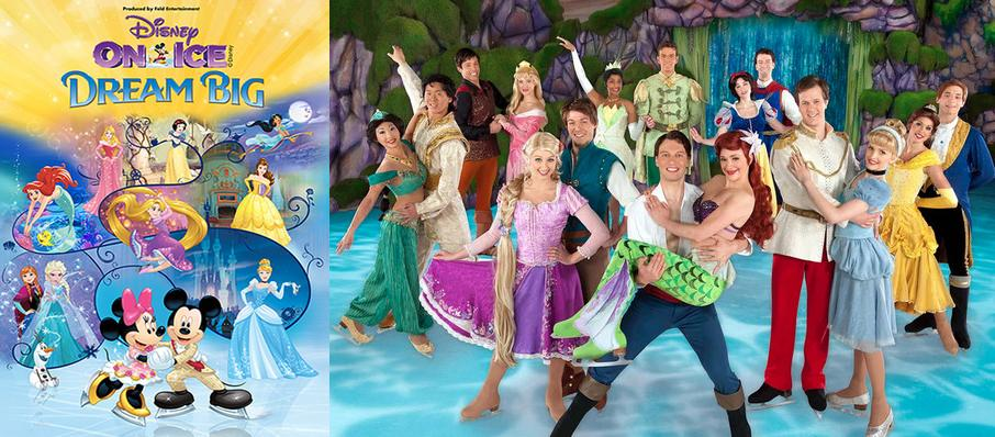 Disney On Ice: Dream Big at Simmons Bank Arena