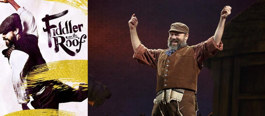 Fiddler on the Roof at Robinson Center Performance Hall