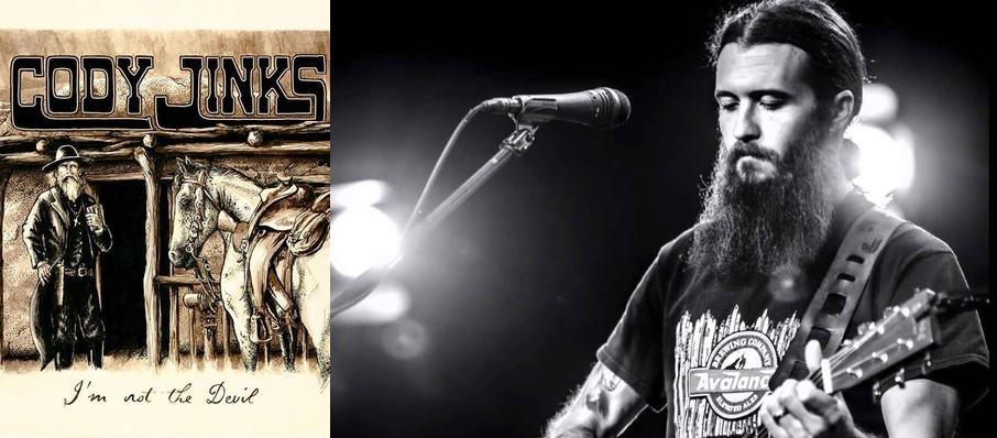 Cody Jinks at Robinson Center Performance Hall