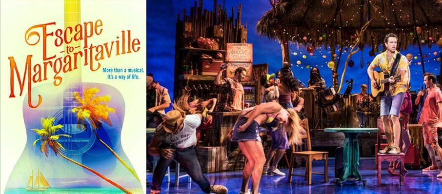 Escape To Margaritaville at Robinson Center Performance Hall
