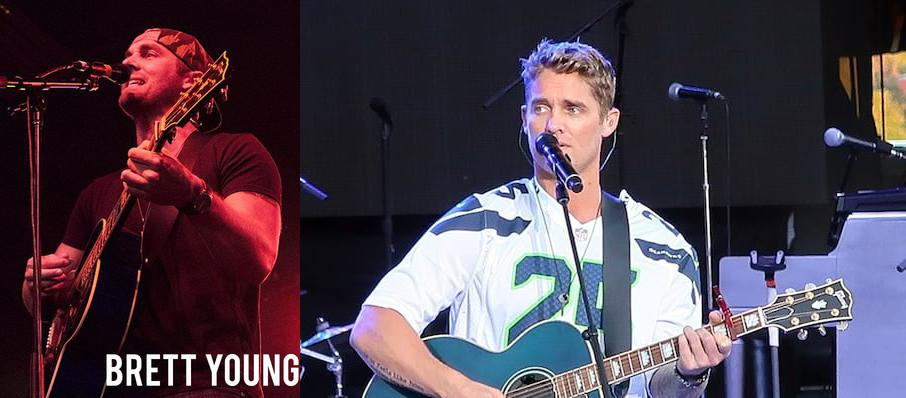 Brett Young at Robinson Center Performance Hall
