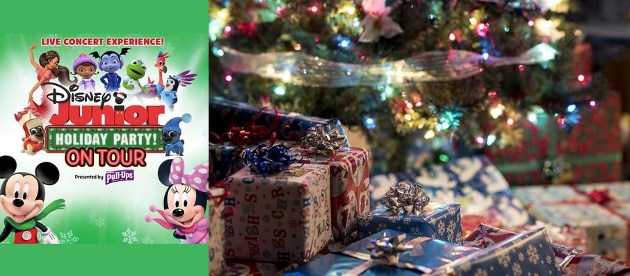 Disney Junior Holiday Party at Robinson Center Performance Hall