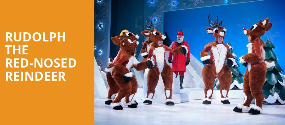 Rudolph the Red Nosed Reindeer, Robinson Center Performance Hall, Little Rock