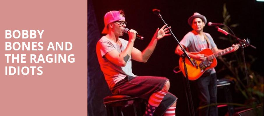 Bobby Bones and The Raging Idiots, Robinson Center Performance Hall, Little Rock