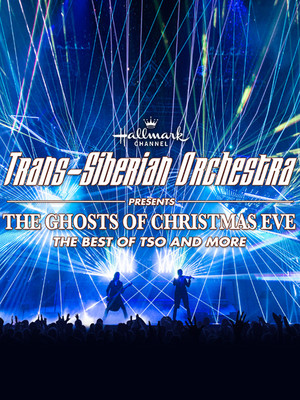Trans siberian Orchestra The Ghosts Of Christmas Eve, Verizon Arena, Little Rock